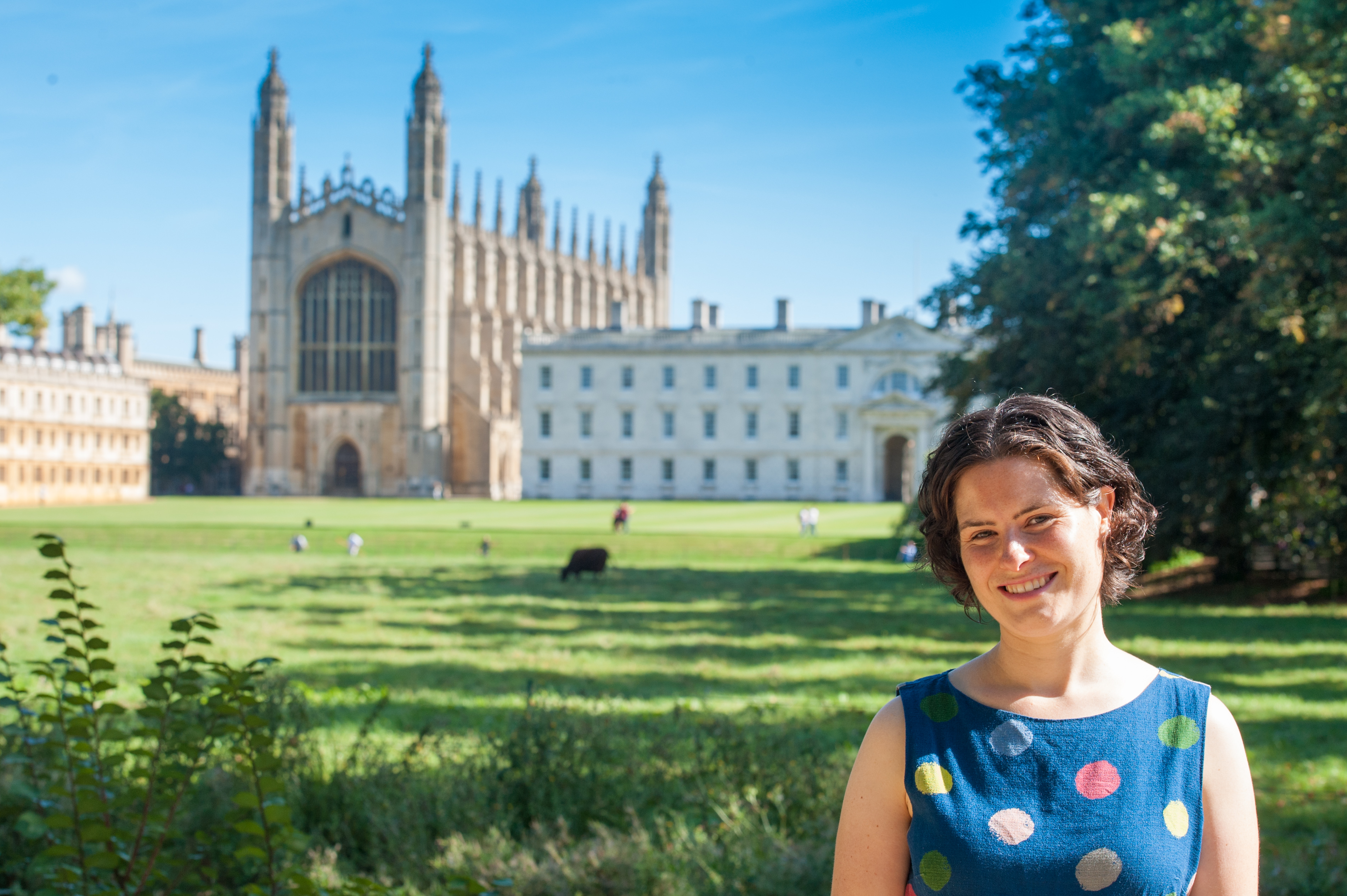 Oxbridge coaching with Lucy Parsons