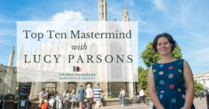 Top Ten Mastermind with Lucy Parsons