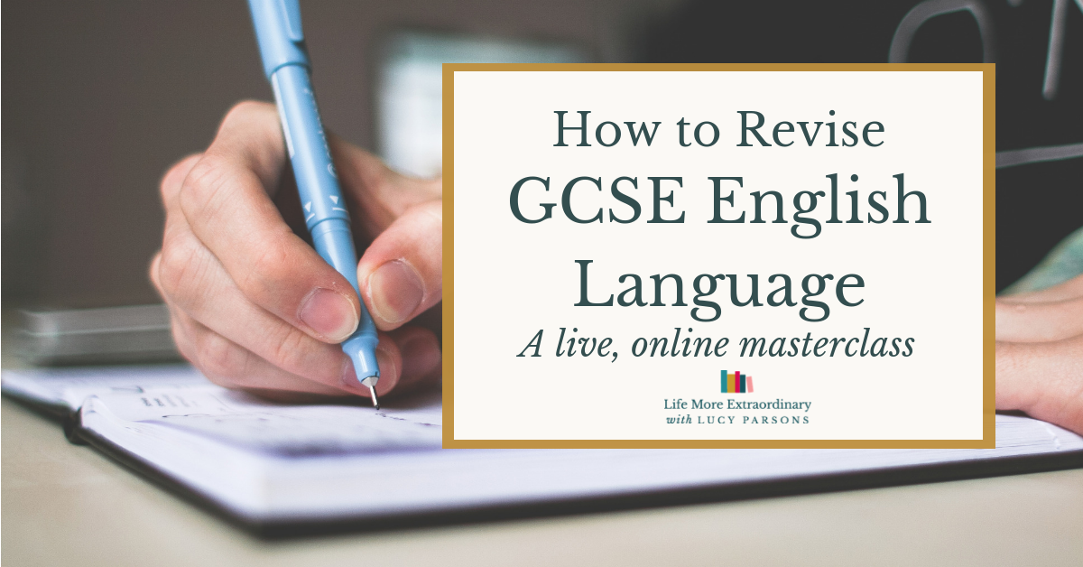 How to Revise GCSE English Language Masterclass
