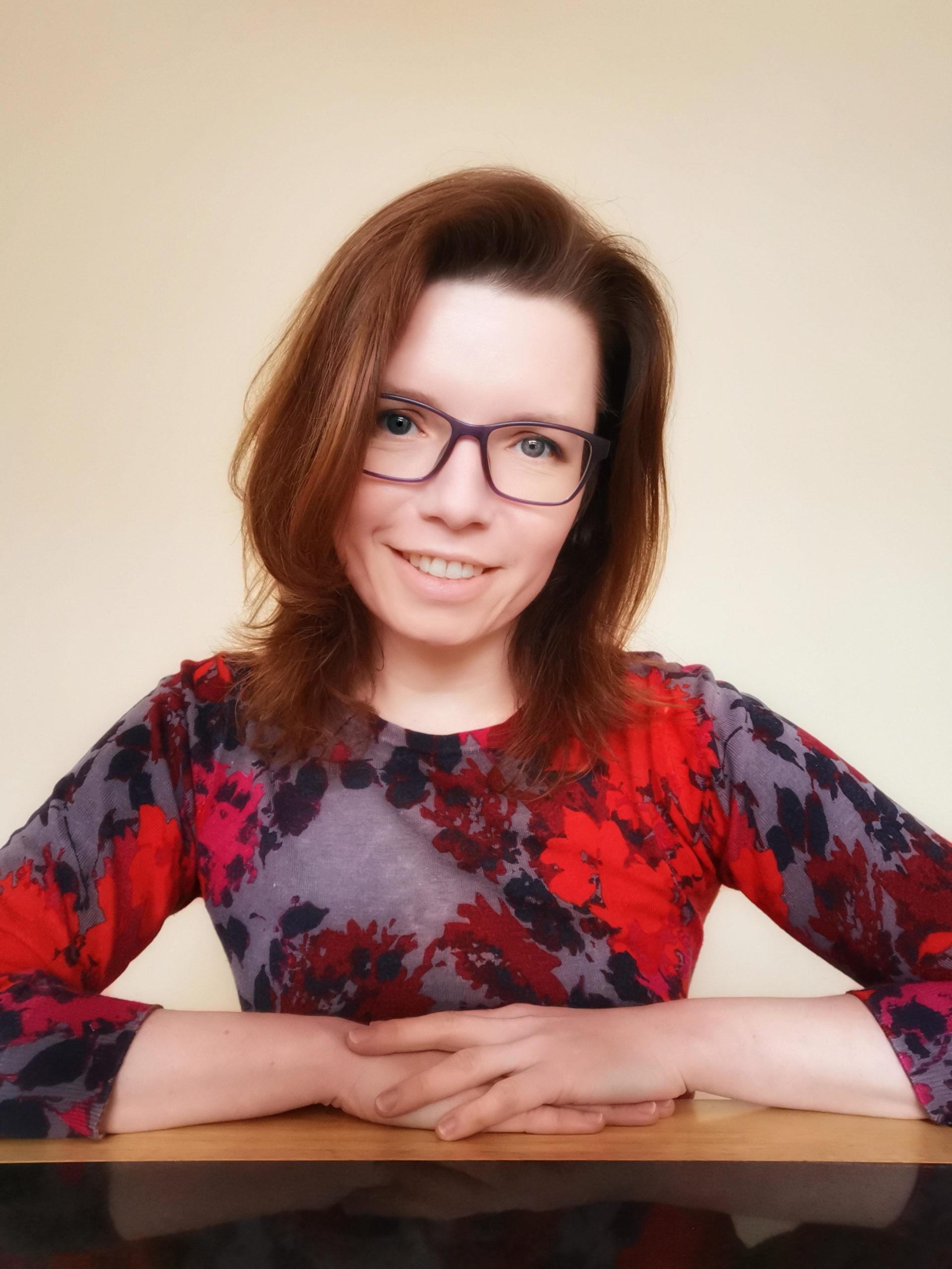 Helen Chaplain, academic coach