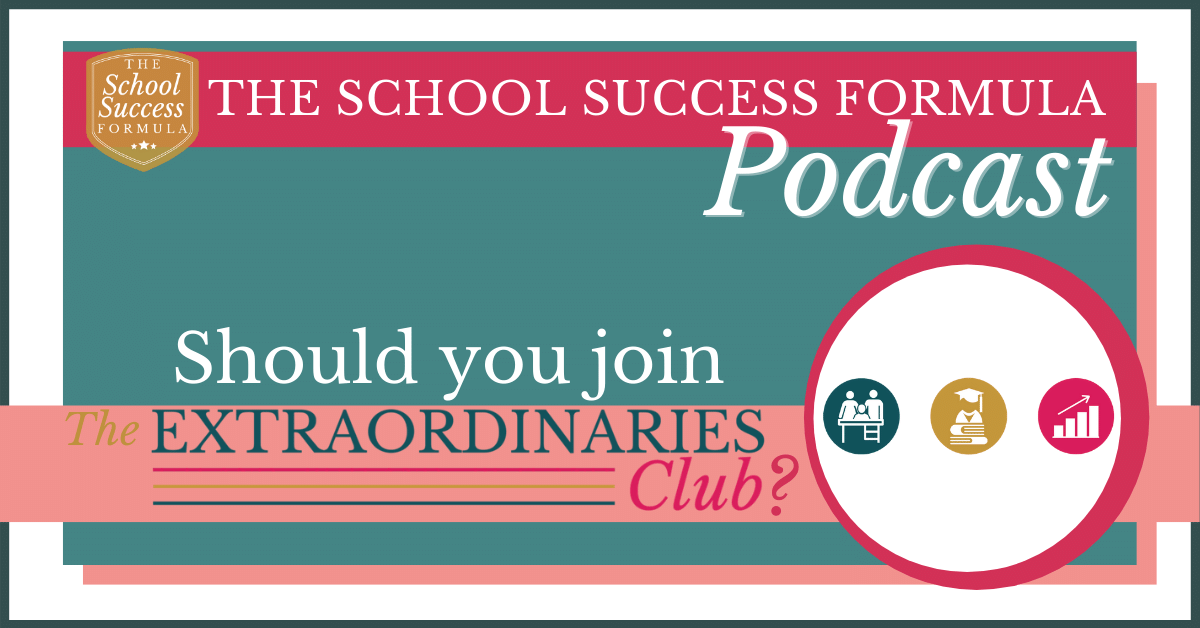 Should you join the Extraordinaries Club?