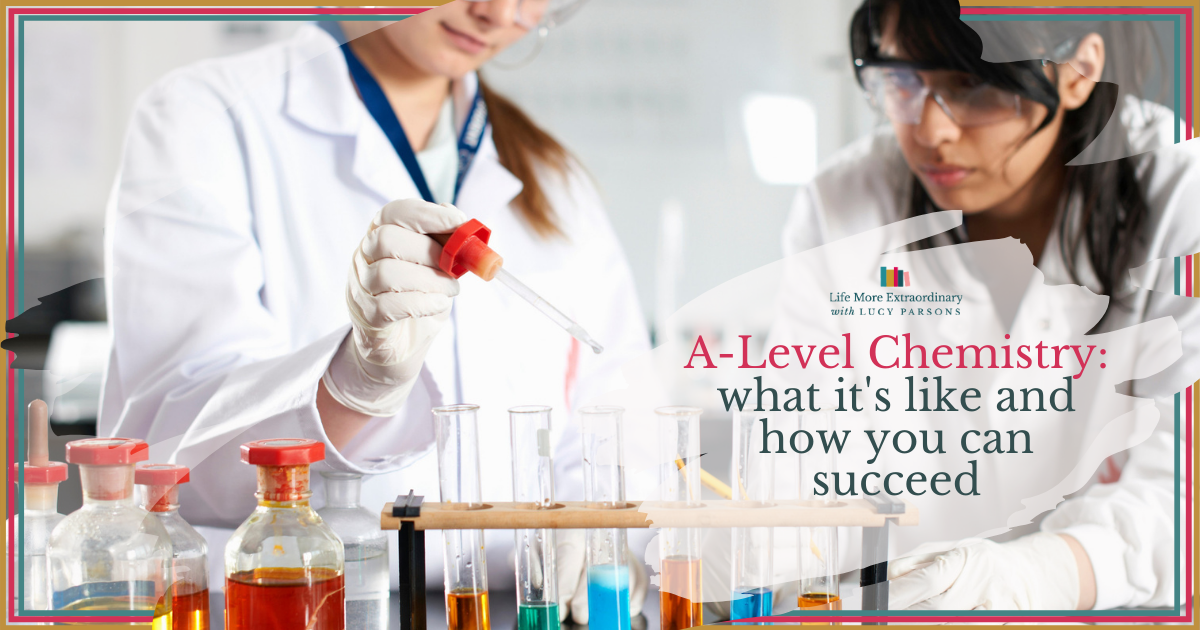 a-level chemistry
